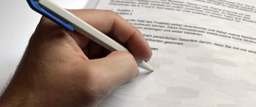 elementy niezbędne w liście motywacyjnym